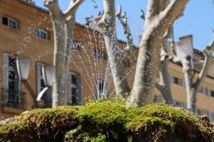 Quelle in Aix-en-Provence