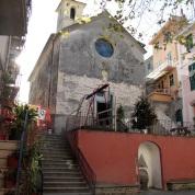 Corniglia Marktplatz