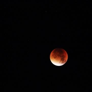 Blutmond 28.09.15