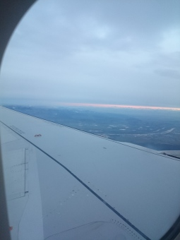on my way back home - the alps <3
