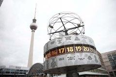 Alexanderplatz Berlin - nochmal besser belichtet