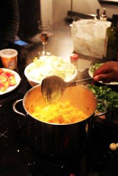 Feinstes indisches Abendessen <3