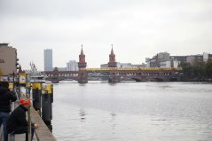 Lovely Oberbaumbrücke