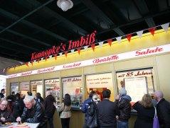Extremly lecker! Konnopke's Currywurst