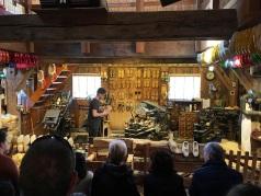 Holzschuhhandwerk - Zaanse Schans