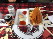 Fish & Chips <3 love it
