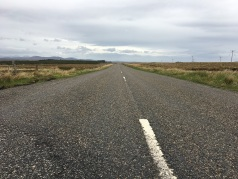 on the road to the calanish standing stones