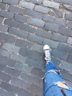 Edinburgh - laufen laufen laufen