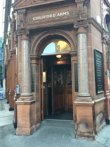 Edinburgh - schönste Pubs