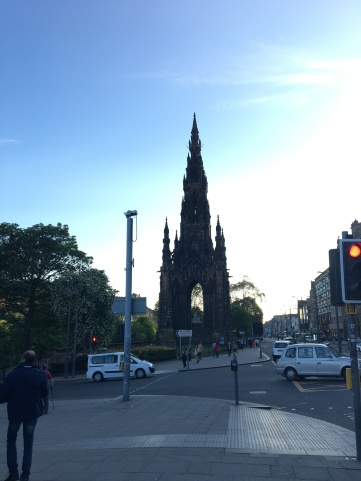 Edinburgh - Scott Monument