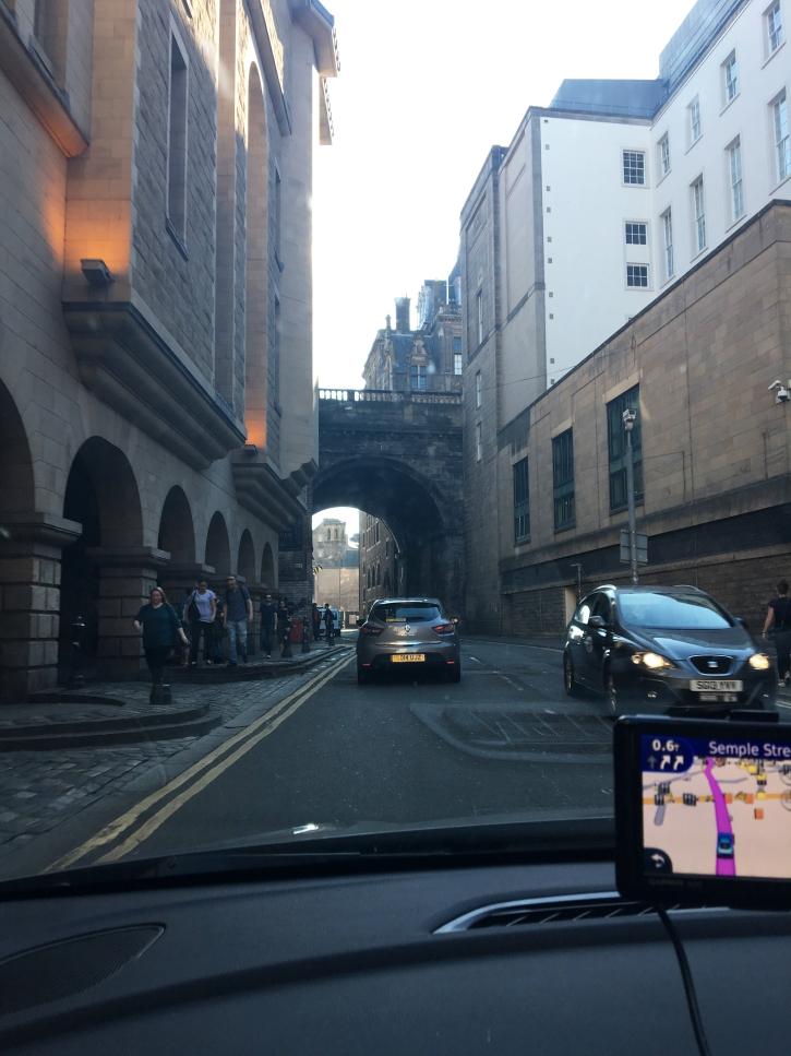 Edinburgh - Trainspotting feeling
