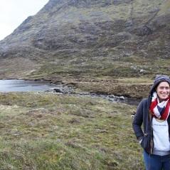 Isle of Lewis - auf dem Weg zu den Calanish standing stones