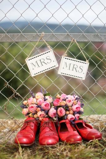 Mrs & Mrs - ich liebe es