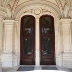 Wiener Staatsoper - Eingang zu den Logen