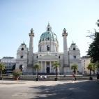 Karlskirche - sie hat mein Herz gestohlen