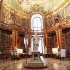 Prunksaal der Österreichischen Nationalbibliothek
