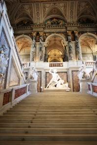 Kunsthistorisches Museum Wien - Eingangsbereich