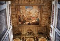 Kunsthistorisches Museum Wien - Deckenmalerei