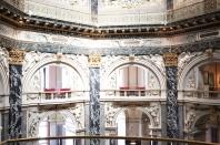 Kunsthistorisches Museum Wien - in der Kuppel