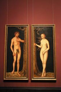 Kunsthistorisches Museum Wien - Adam und Eva