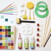 Ihr könnt aus vielen Materialien wählen